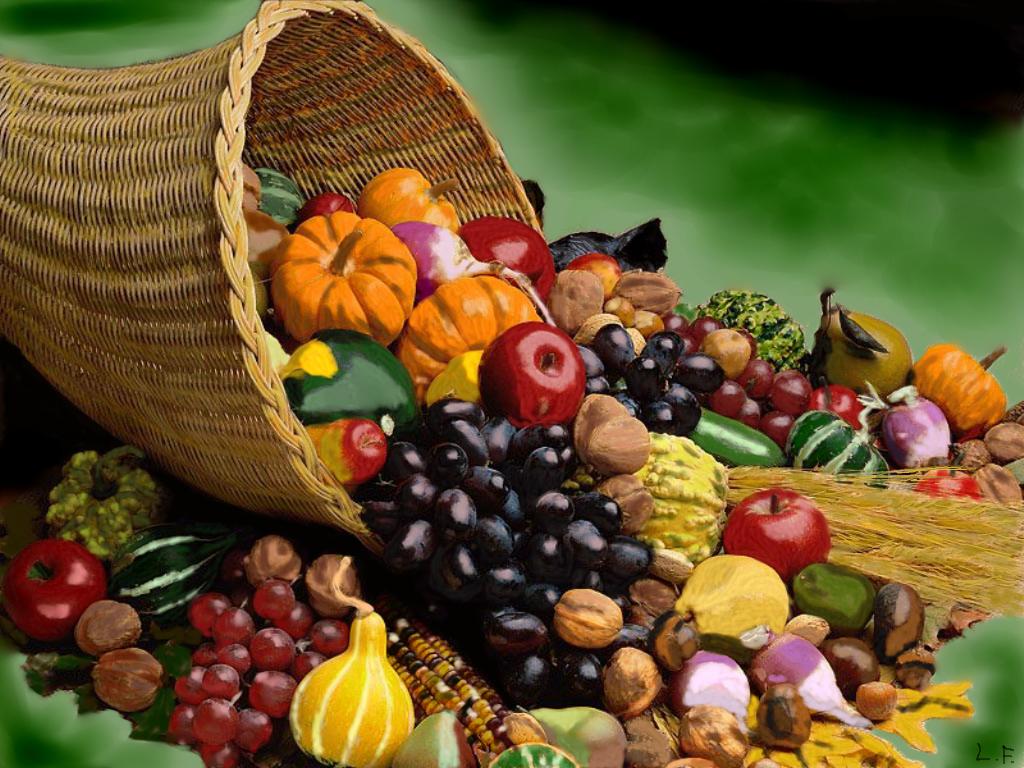 Cesto di frutta e verdura by lorenzos89 on deviantart for Cesto di frutta disegno