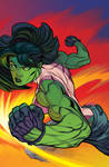 She Hulk varient