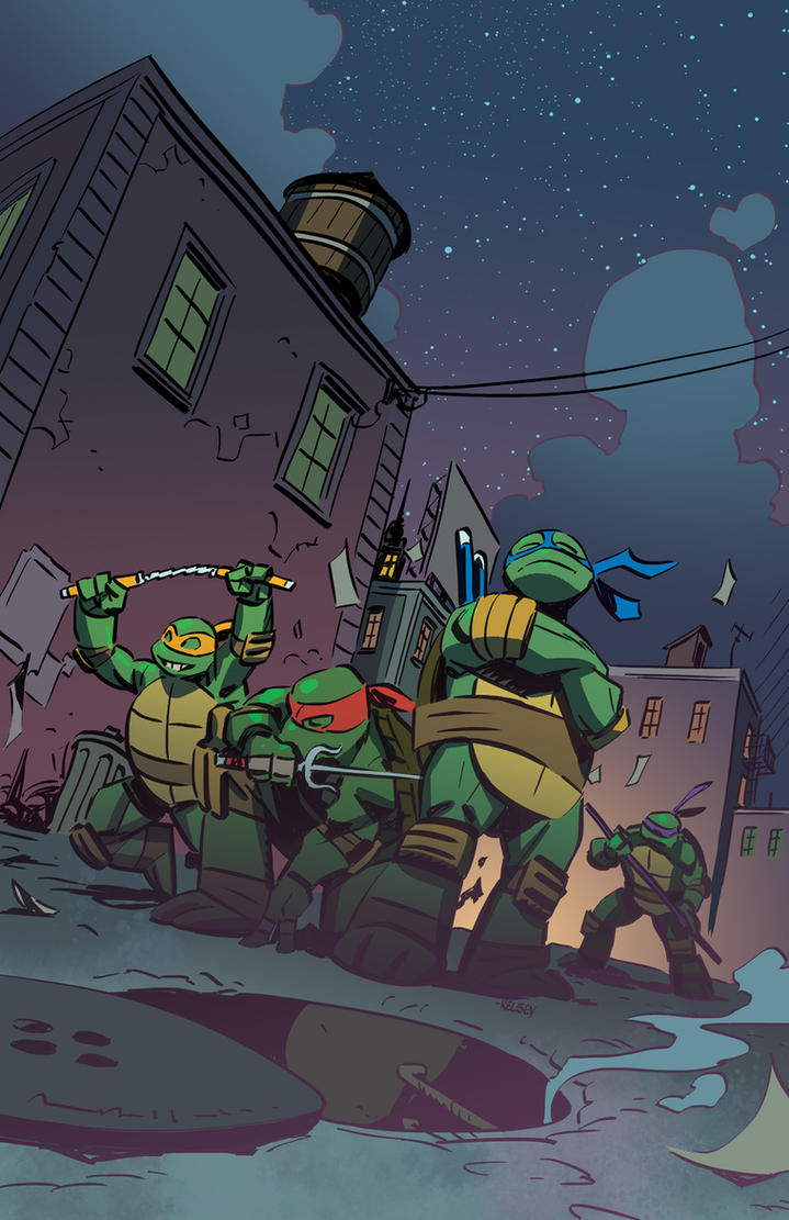 Turtles by Roboworks