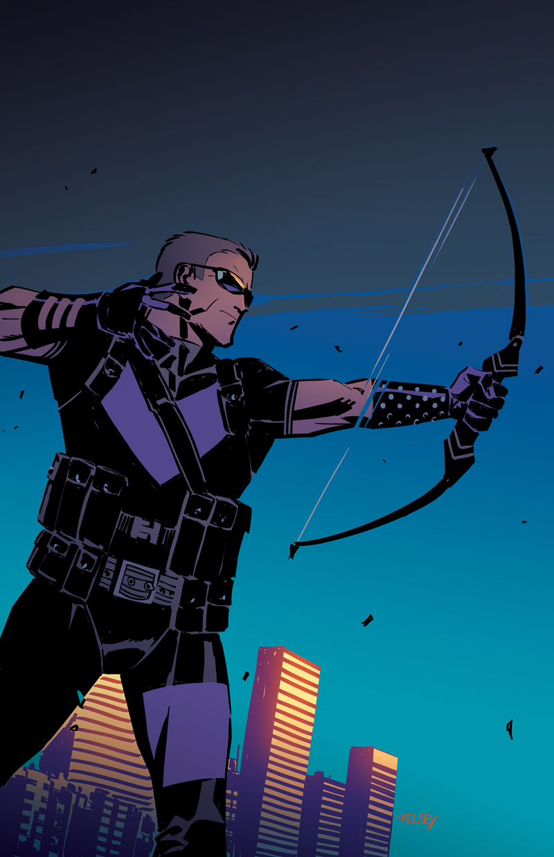 Hawkeye by Roboworks on DeviantArt