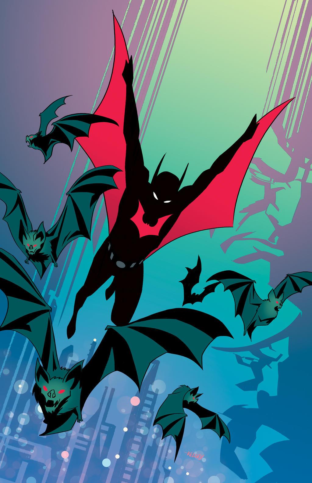 Batman Beyond by Roboworks