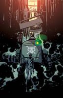 Zombie vs Robot