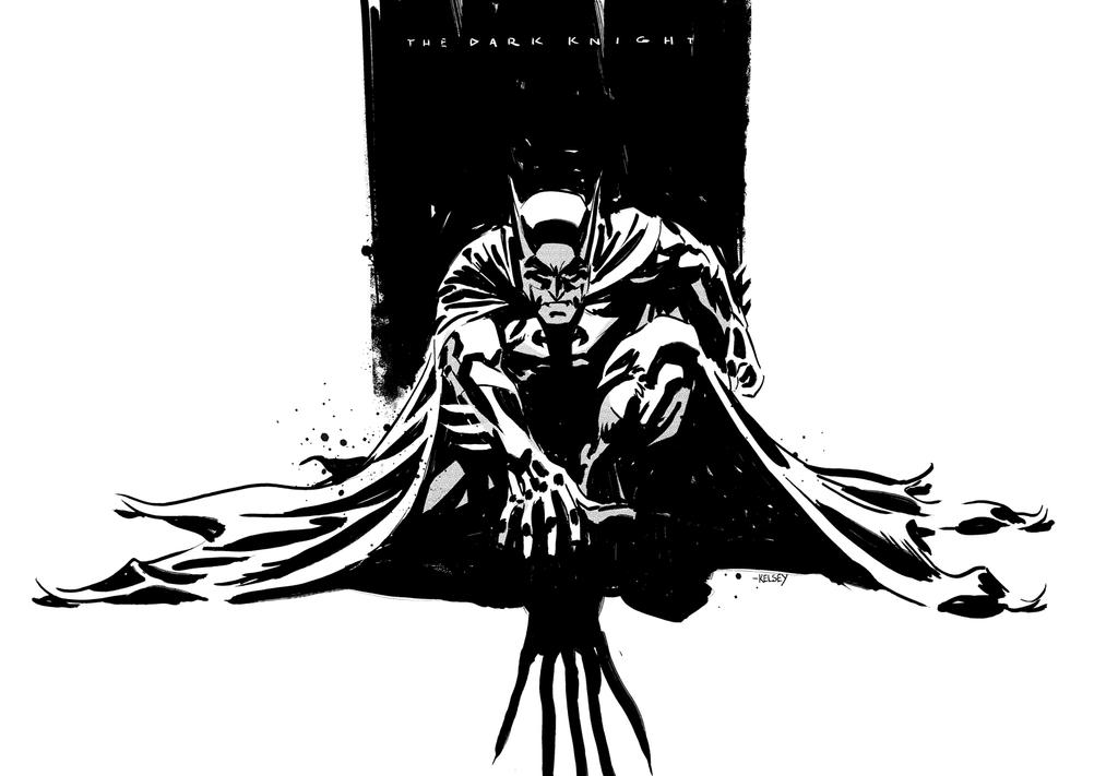 Batman by Roboworks