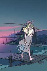 Fisherwoman by Roboworks