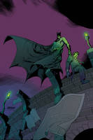 Batman Joker by Roboworks