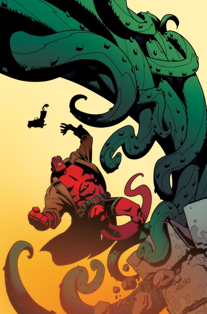 Hellboy by Roboworks