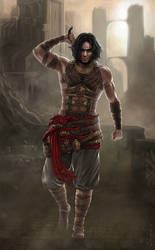Prince of Persia by hagtorp762