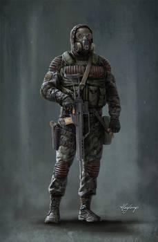 Monolith trooper