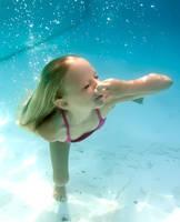 Underwater Ballerina by jezebel-jade