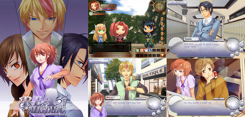 RE: Alistair++ - Otome Game