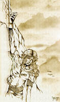 The torment of Maedhros