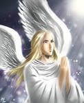 An Angel shall pray for all