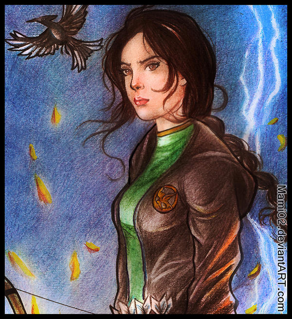 The Mockingjay by Mami02