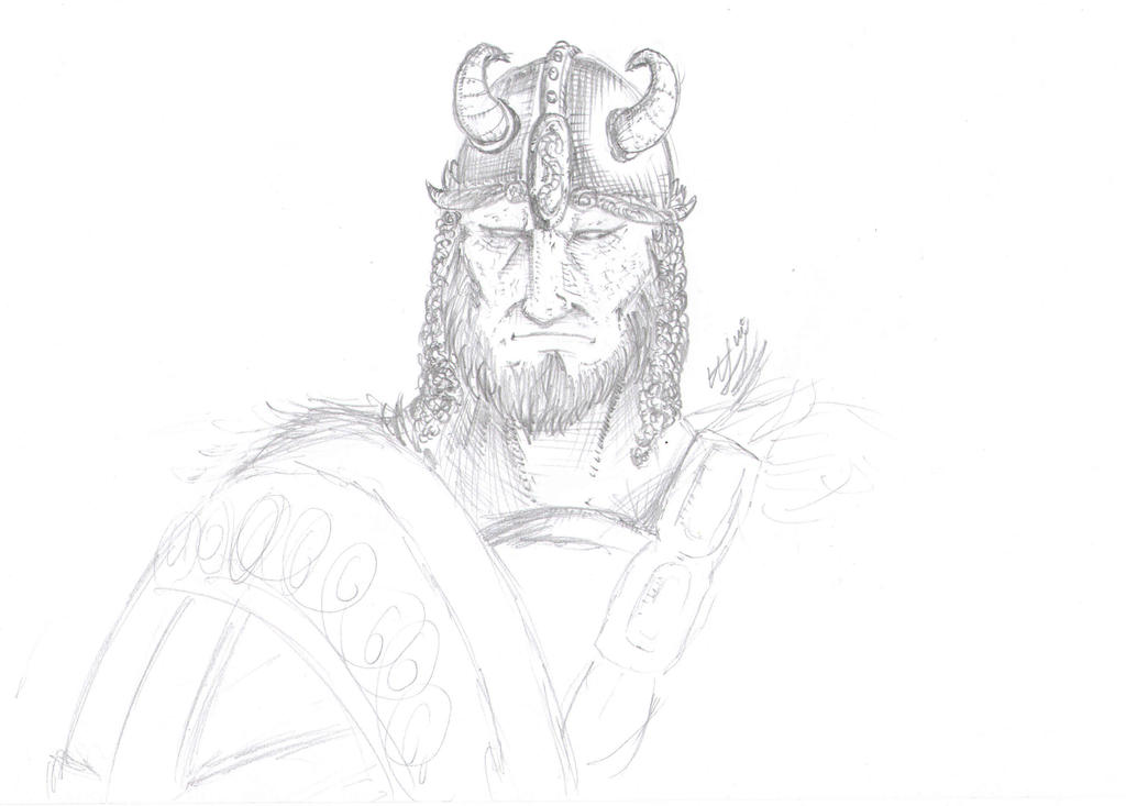 big viking by knight-alui