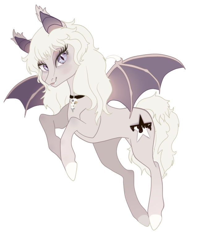 MLP OC: Starlet Scream by TenderLumpkins