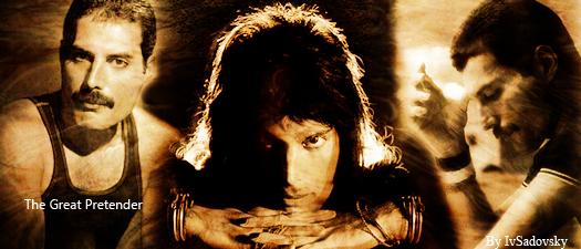 Freddie Mercury I by RowanIris