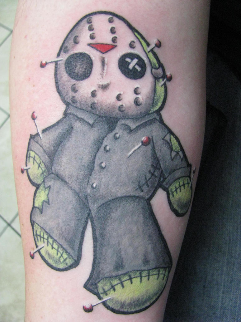 Jason Voo Doo by madtattooz
