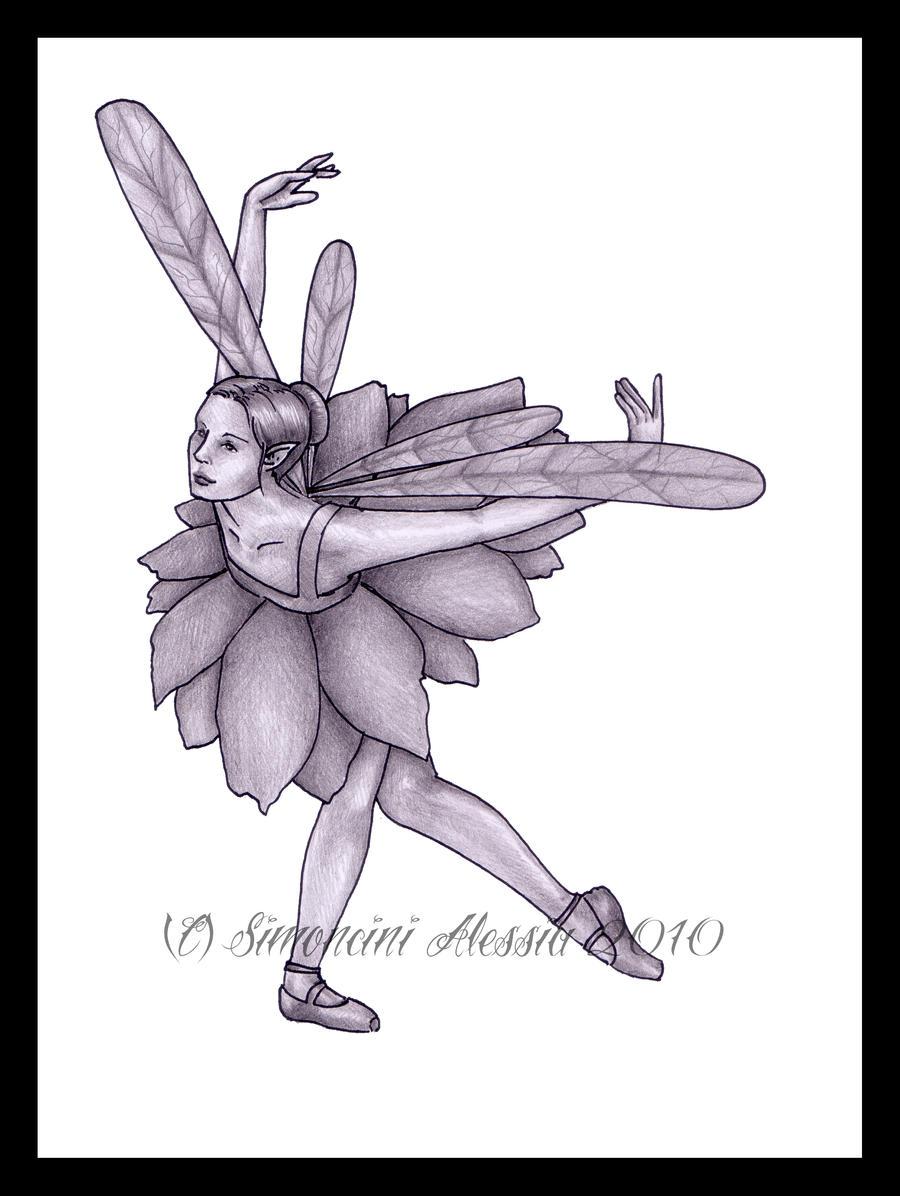 Fairy tattoo by lvnanera on deviantART