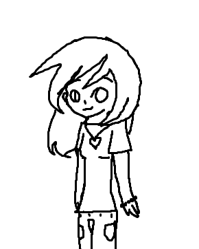 I Drew This With My Touchpad Rip by HatsuneMikuforlife