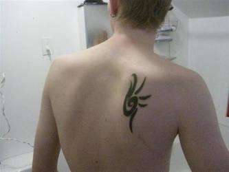 New Tattoo by Yggdrasilly