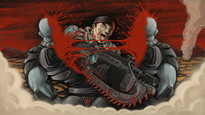 Chainsaw Lancer Action