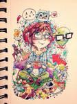 Companions (Sketchbook ver.)