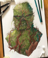 Swamp Thing (Commission)