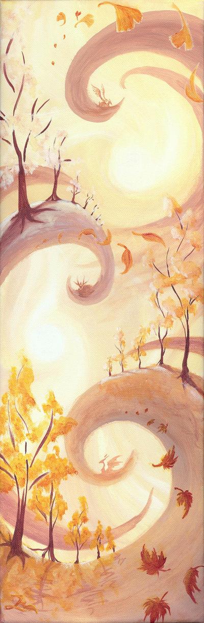 autumn by Cujiro