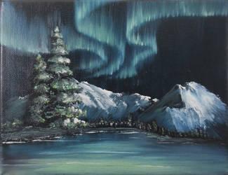 Northern Lights by Cujiro