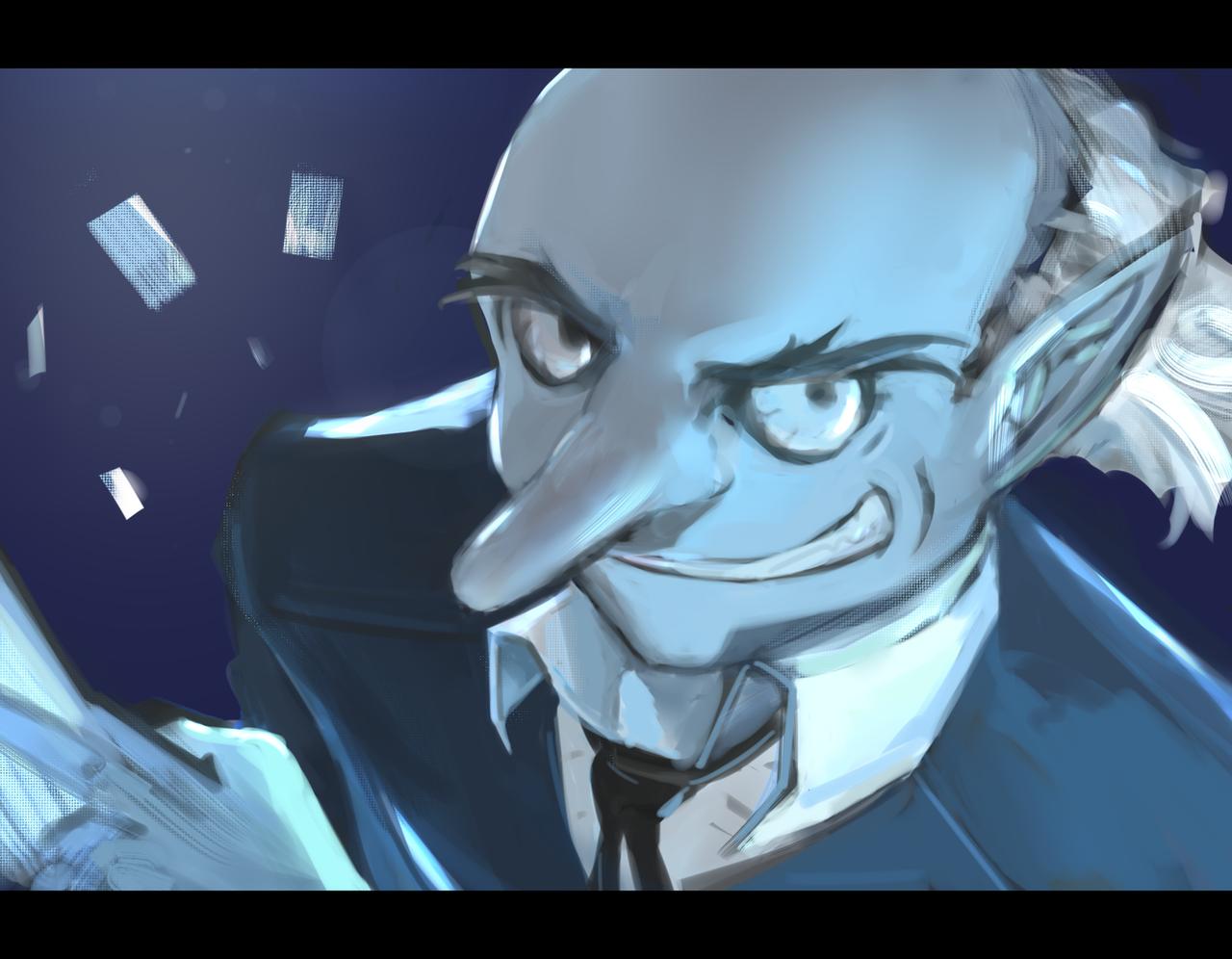 Igor [Persona] by Gekigengar