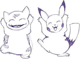 Pokemon Dansen