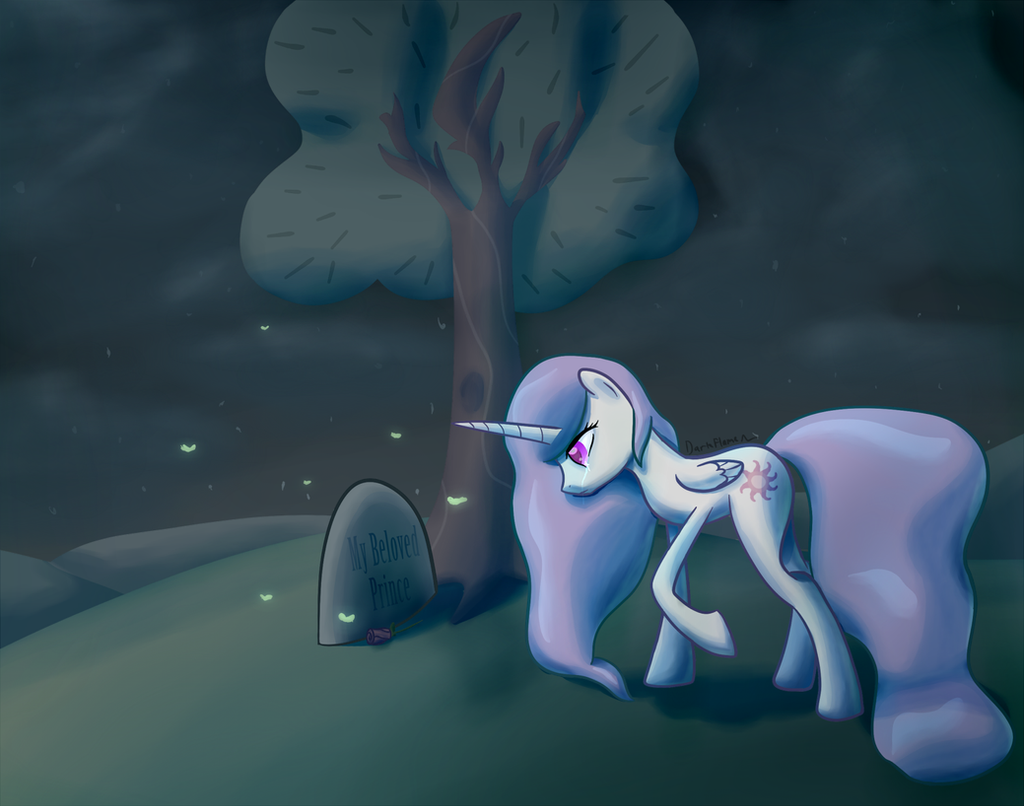 Never Again by DarkFlame75