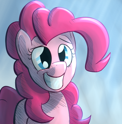 Pinkie Avatar by DarkFlame75