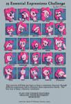25 Expression Challenge Redo