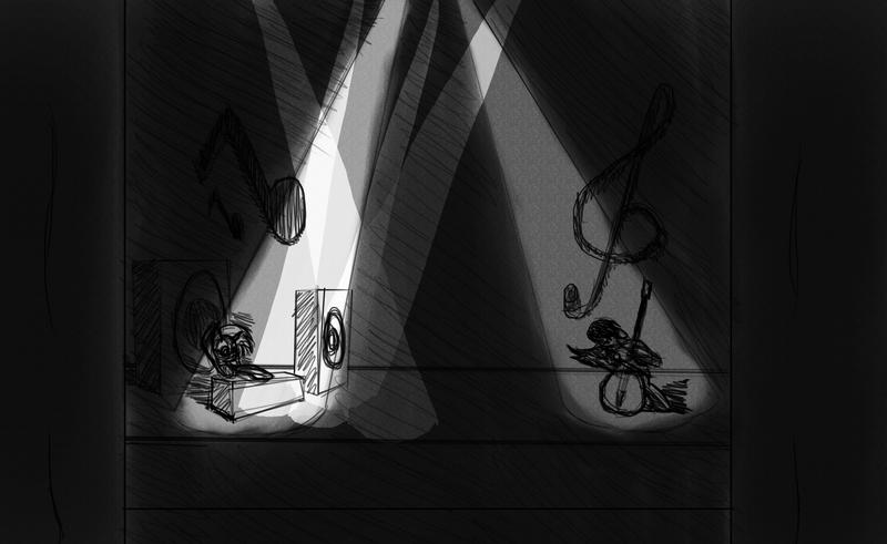 Commission: Vinyl Versus Octavia by DarkFlame75
