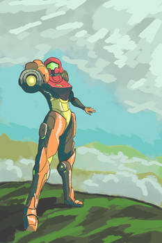 Samus Aran - Pass One