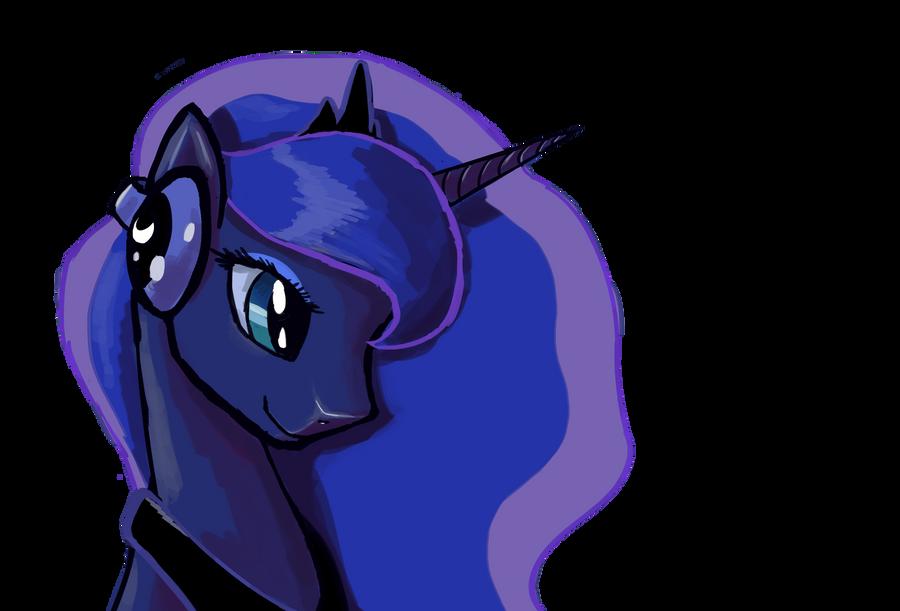 Headphones Luna by DarkFlame75