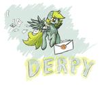 Derpy the Mailmare!