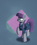 Maud Pie and her second best friend
