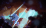 Lunadoodle #237: Lost Lonely Luna