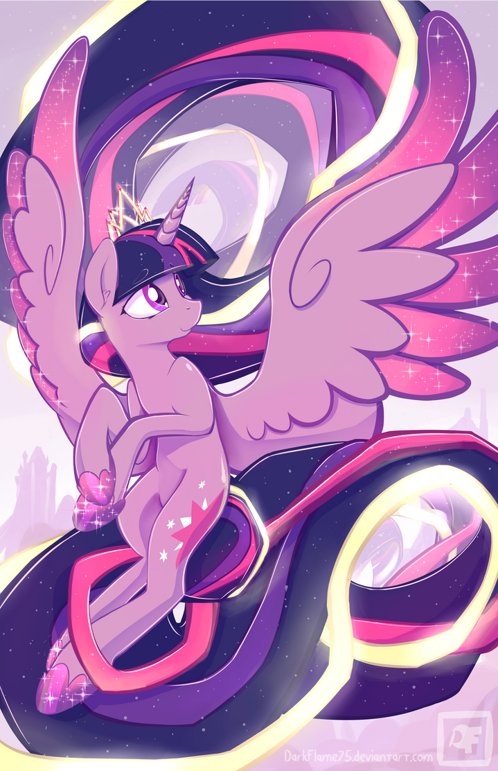 The Chosen One by DarkFlame75