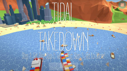 Tidal Takedown (48-hour Game)