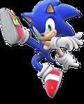 Super Smash Bros. Ultimate - Sonic - Render