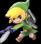 Super Smash Bros. Ultimate - Toon Link - Render