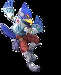 Super Smash Bros. Ultimate - Falco - Render