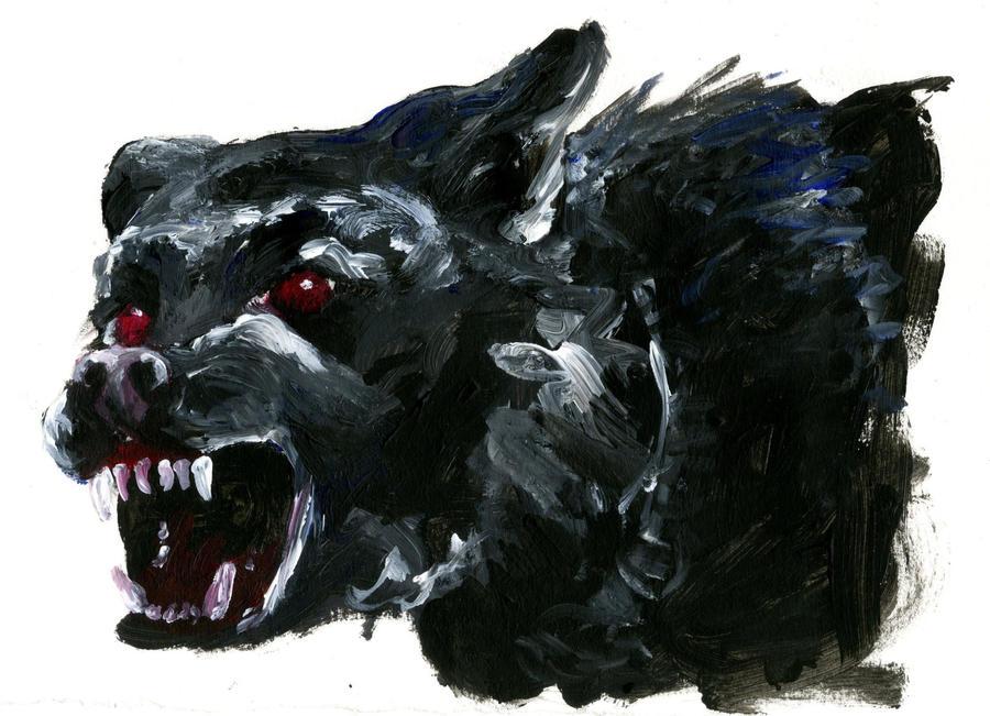 Black Shuck By Imogensmid On Deviantart