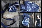 Moongazing Hare Pouch for Dice, Coins, Runes etc.