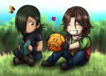 G00: Haro loves you