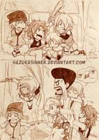 Little Pests by HazuraSinner