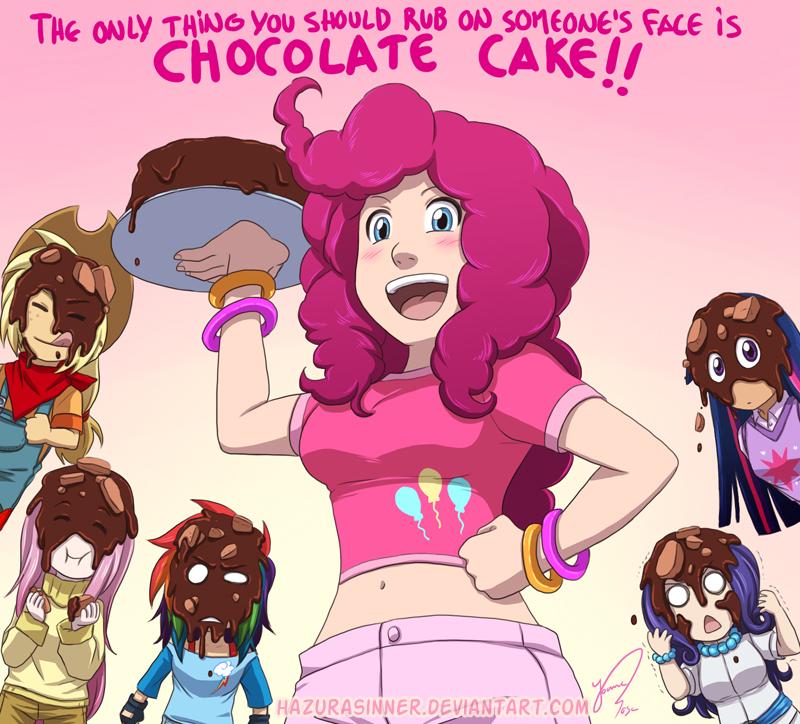 Pinkie Pie knows best by HazuraSinner